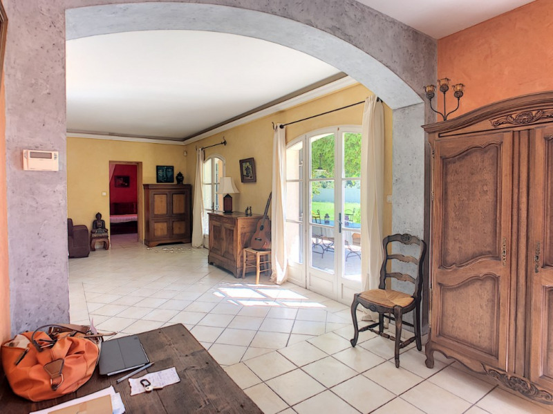 Vente maison / villa Rochefort du gard 523 000€ - Photo 10