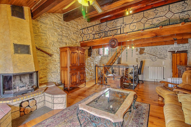 Vente maison / villa Bezouce 107000€ - Photo 2