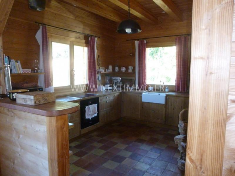 Vente maison / villa Valdeblore 490000€ - Photo 4