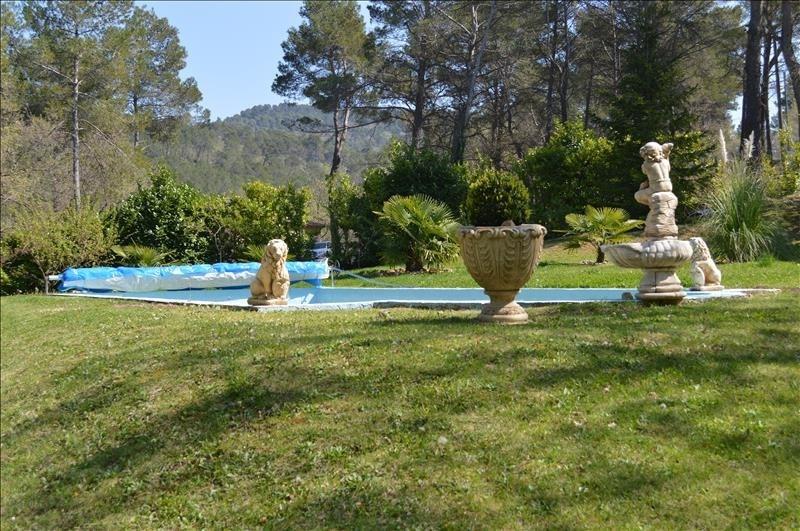 Vente de prestige maison / villa Le puy ste reparade 745000€ - Photo 2