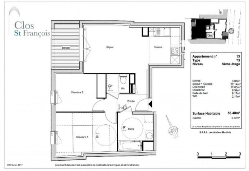 Sale apartment Toulouse 131000€ - Picture 2