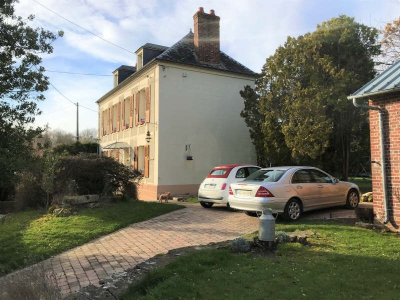 Sale house / villa Marines 325400€ - Picture 2
