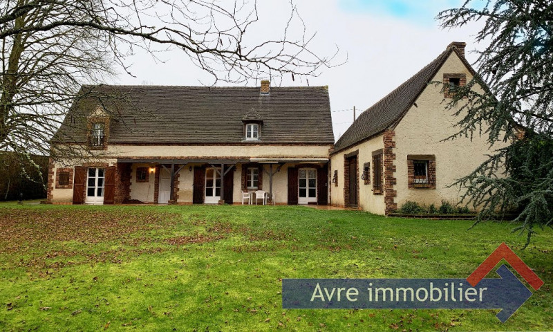 Vente maison / villa Verneuil d'avre et d'iton 237000€ - Photo 1