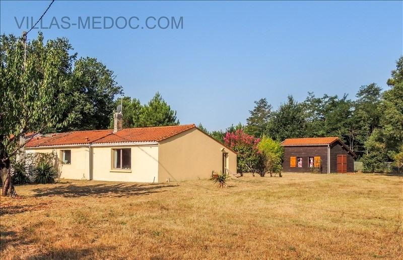 Vente maison / villa Grayan et l'hopital 159500€ - Photo 1