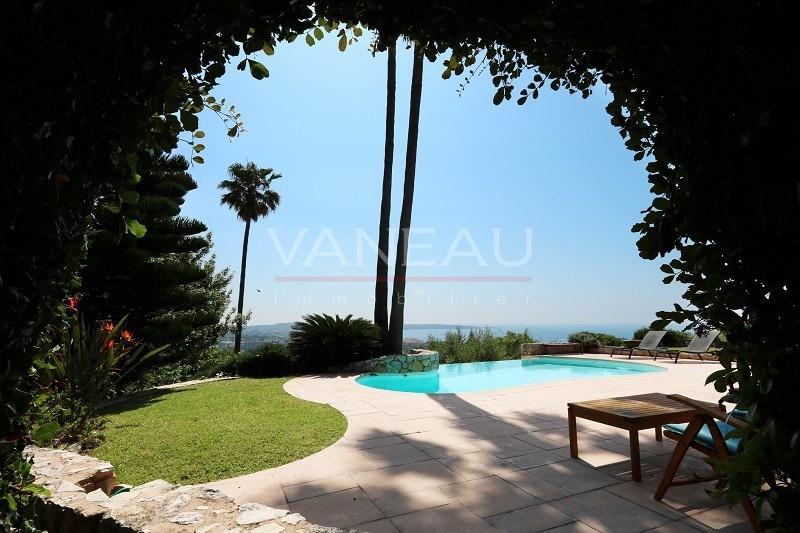 Vente de prestige maison / villa Golfe-juan 1575000€ - Photo 7