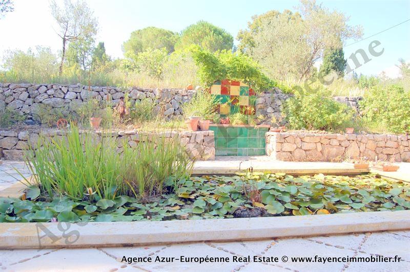 Deluxe sale house / villa Le canton de fayence 875000€ - Picture 21