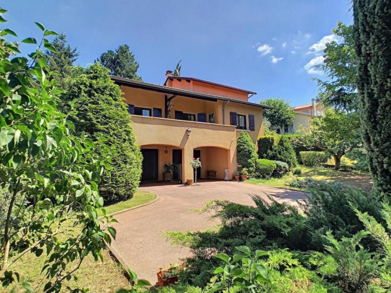 Sale house / villa Sainte-foy-lès-lyon 680000€ - Picture 2