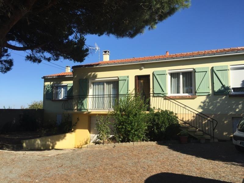 Vente maison / villa St vincent sur jard 187200€ - Photo 1