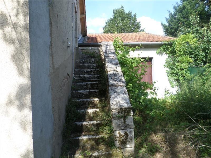 Vente maison / villa Mazerolles 55000€ - Photo 3