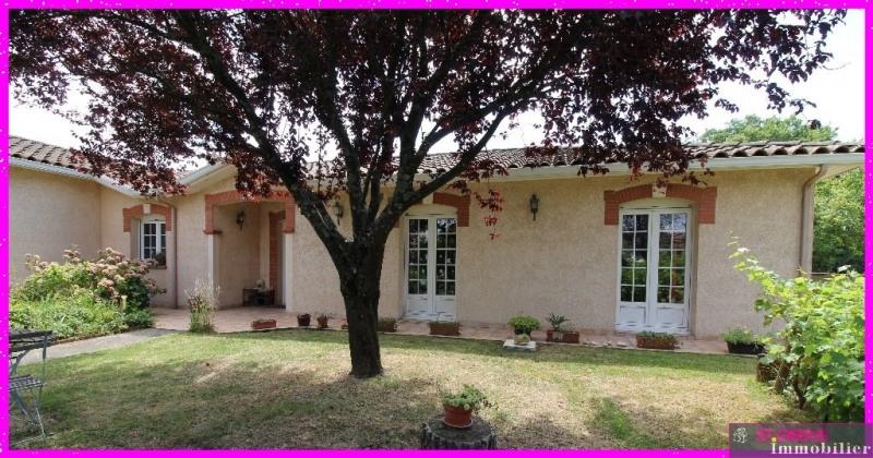 Sale house / villa Quint fonsegrives 453000€ - Picture 1
