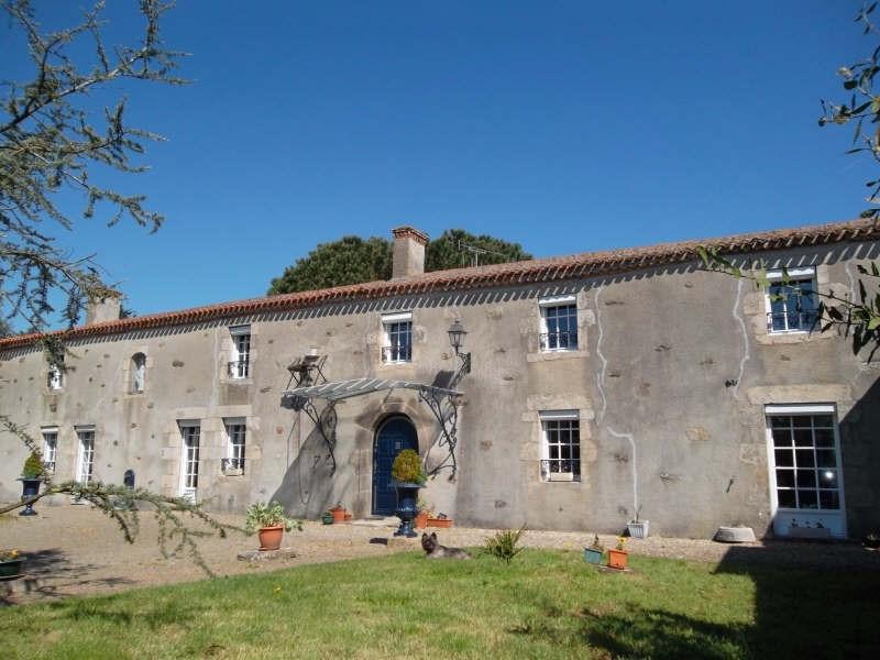 Vente maison / villa Mache 262500€ - Photo 1