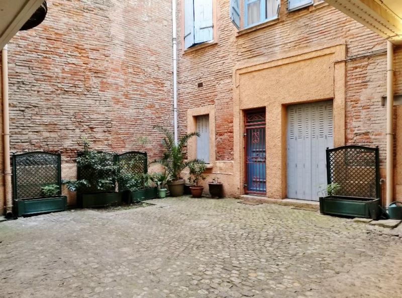 Rental apartment Toulouse 595€ CC - Picture 1