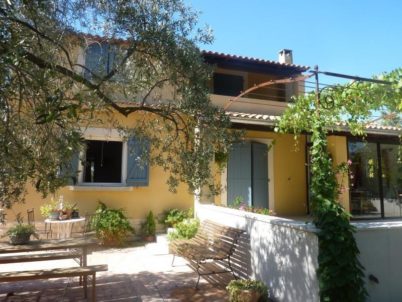 Sale house / villa Carpentras 355000€ - Picture 4