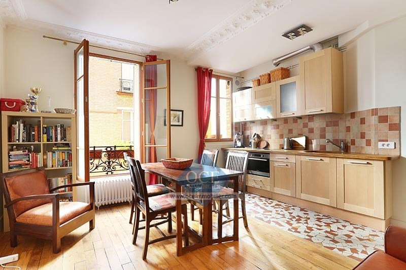 Sale apartment Paris 14ème 550 000€ - Picture 8