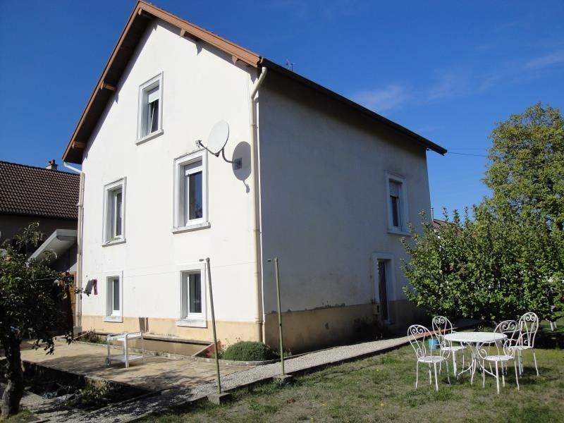 Vente maison / villa Valentigney 179000€ - Photo 1