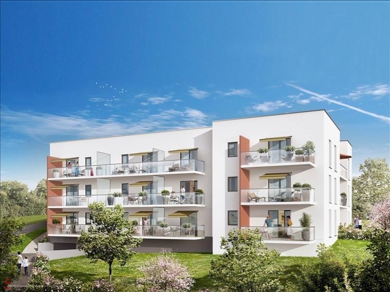 Rental apartment Fleury sur orne 665€ CC - Picture 1