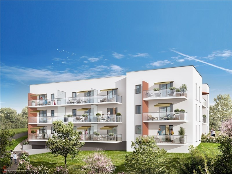Affitto appartamento Fleury sur orne 665€ CC - Fotografia 1