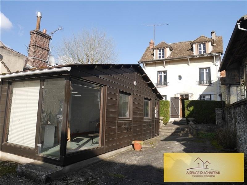 Revenda casa Septeuil 208000€ - Fotografia 1