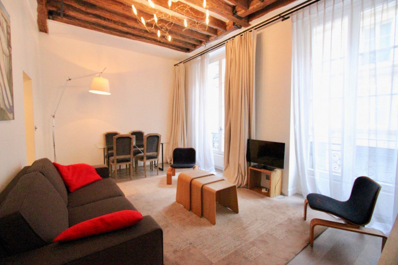 Vente appartement Paris 3ème 685 000€ - Photo 1