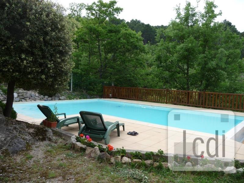 Vente maison / villa Aubenas 296800€ - Photo 2