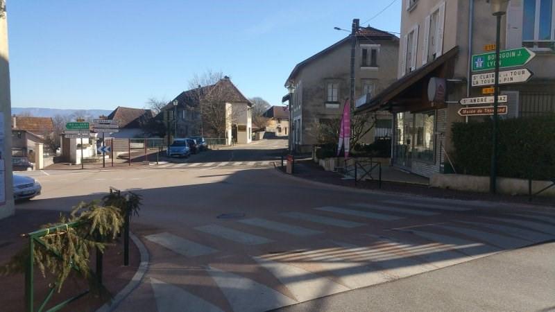 Location local commercial La tour du pin 650€ CC - Photo 1