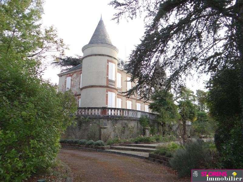 Deluxe sale chateau Quint fonsegrives 990 000€ - Picture 2