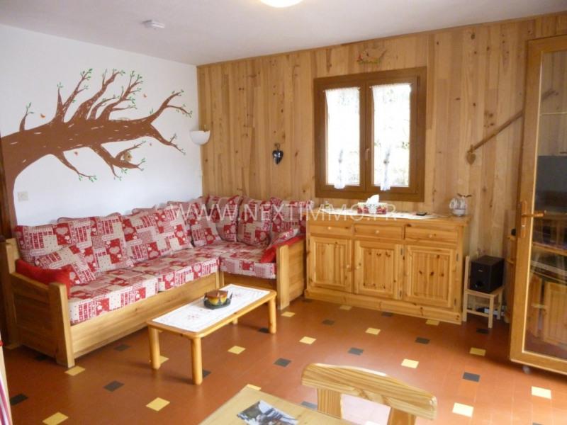 Vendita appartamento Valdeblore 86000€ - Fotografia 7