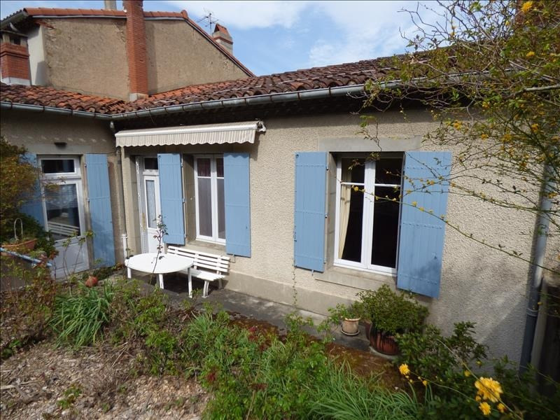 Vente maison / villa Secteur de mazamet 109 000€ - Photo 1