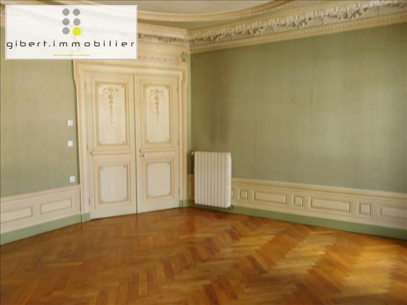 Rental apartment Le puy en velay 576,79€ CC - Picture 7