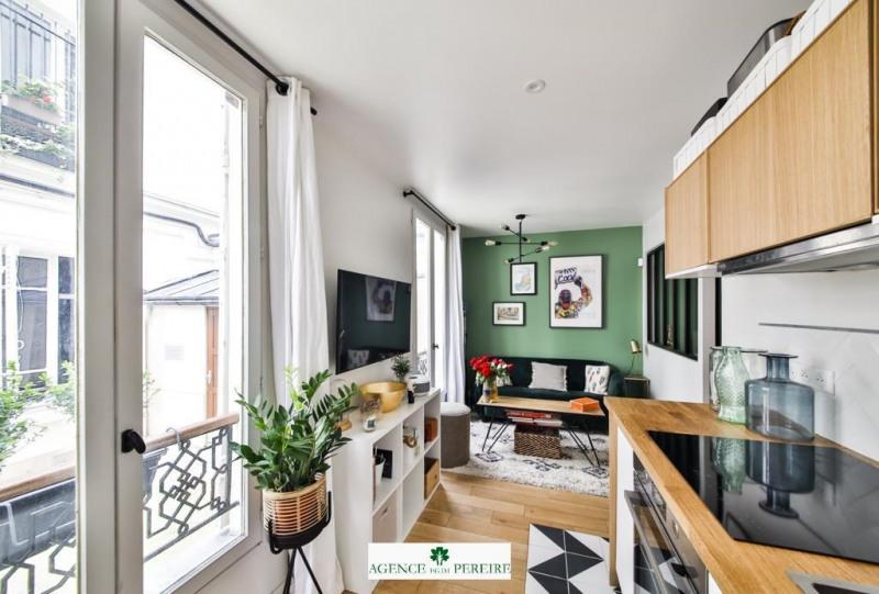Sale apartment Paris 17ème 330000€ - Picture 4