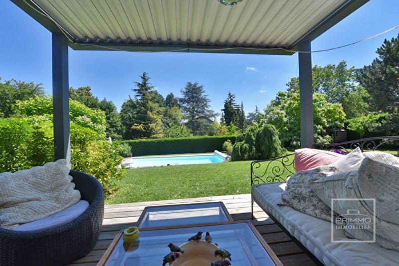 Vente de prestige maison / villa Saint didier au mont d'or 1190000€ - Photo 12
