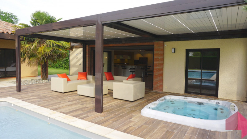 Vente de prestige maison / villa Rouffiac-tolosan 1155000€ - Photo 5