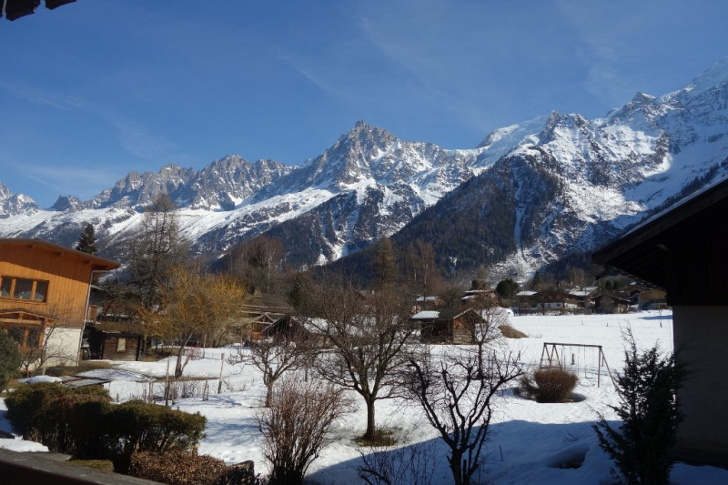 Sale apartment Les houches 198 000€ - Picture 9