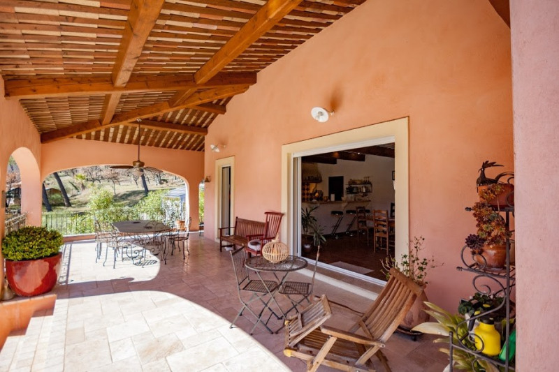Vente de prestige maison / villa La roque d antheron 860 000€ - Photo 6