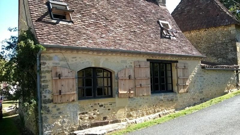 Vente maison / villa Doissat 100000€ - Photo 1