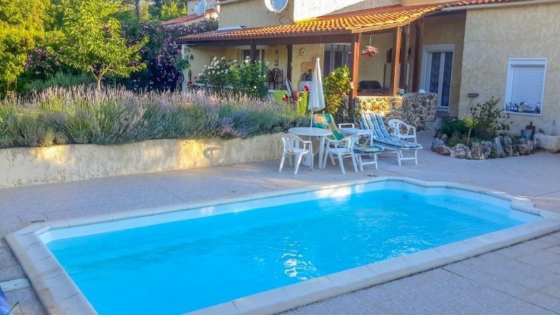 Sale house / villa St maximin la ste baume 381600€ - Picture 1