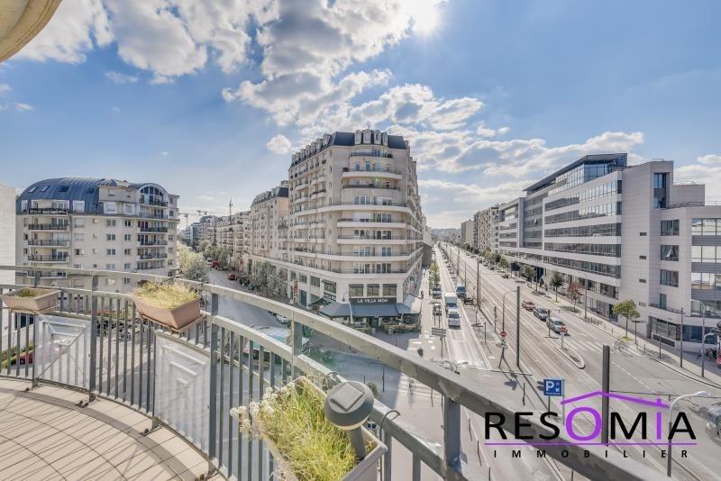 Venta  apartamento Montrouge 640000€ - Fotografía 1