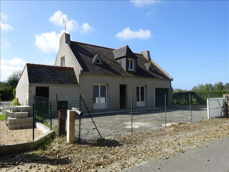 Sale house / villa Guisseny 132000€ - Picture 2