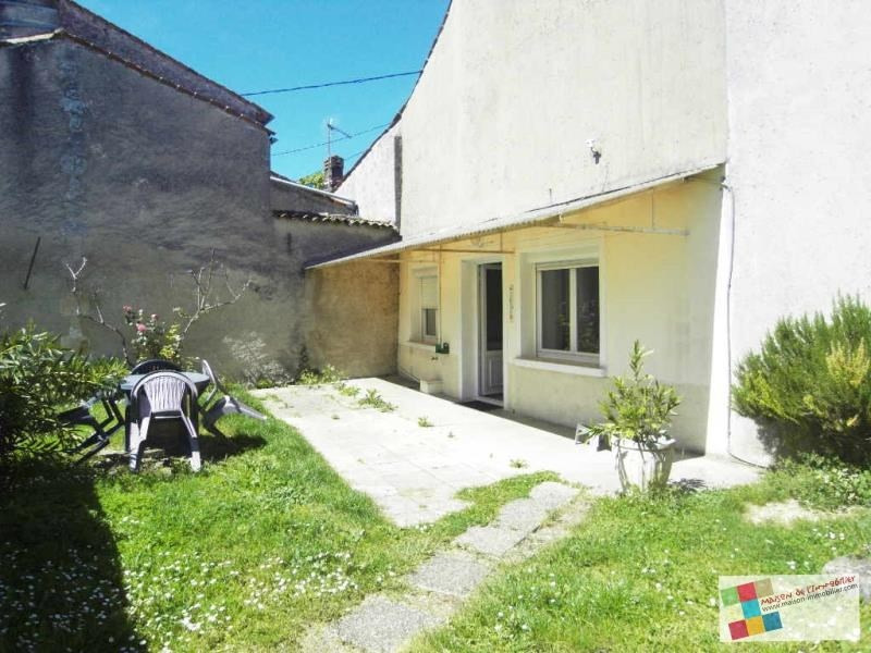Location maison / villa Chateaubernard 740€ +CH - Photo 1