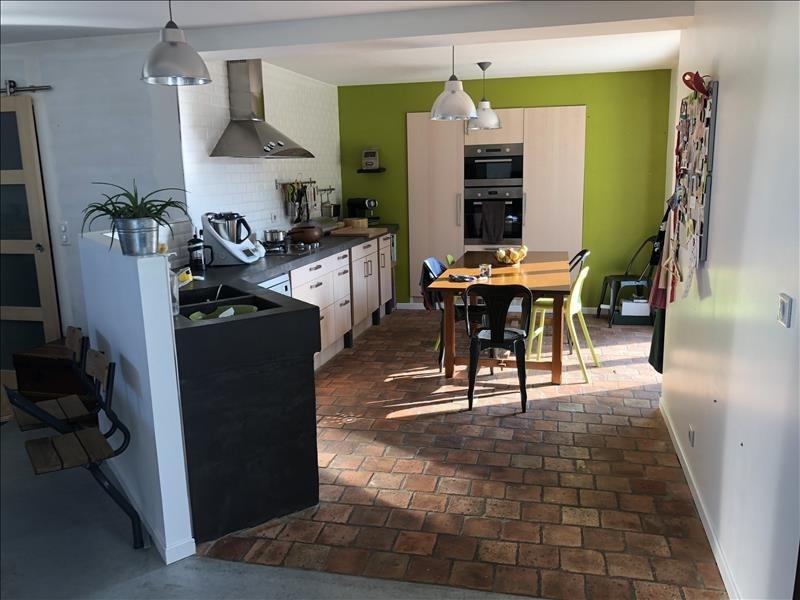 Sale house / villa Jallais 258130€ - Picture 5