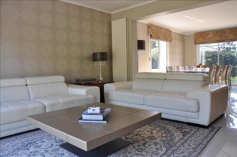 Rental house / villa St nom la breteche 6150€ CC - Picture 6