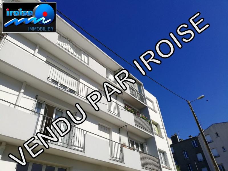 Sale apartment Brest 79700€ - Picture 1
