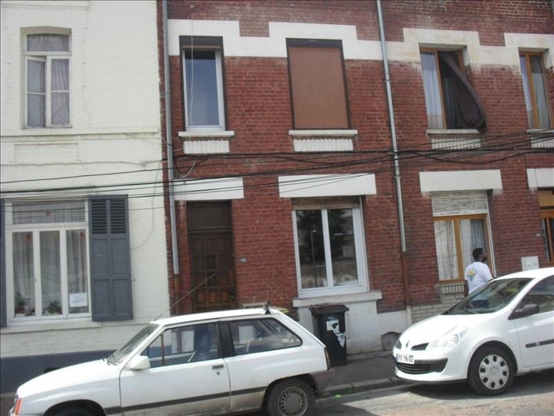 Sale house / villa Henin beaumont 90000€ - Picture 1