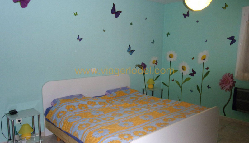 Lijfrente  huis Bizanet 60000€ - Foto 6