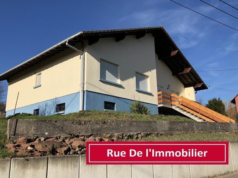 Sale house / villa Goetzenbruck 188990€ - Picture 2