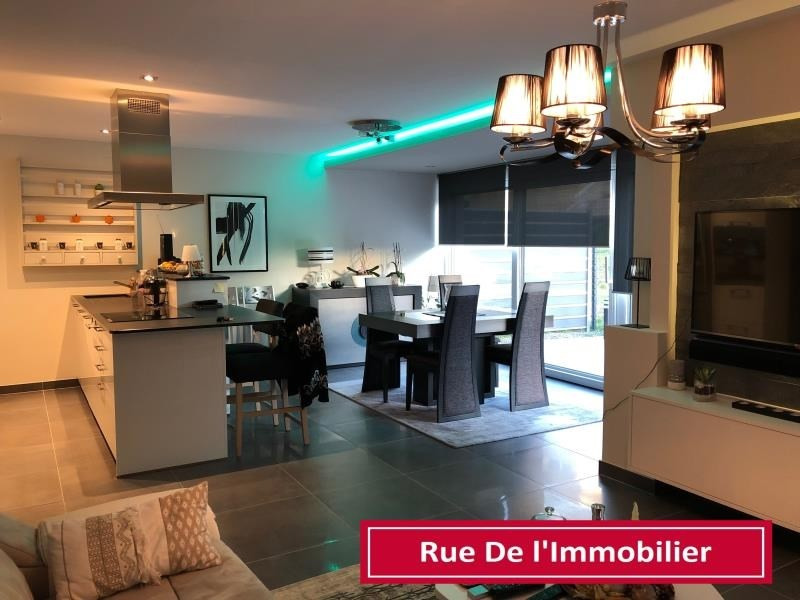Vente de prestige appartement Sarreguemines 234 000€ - Photo 2