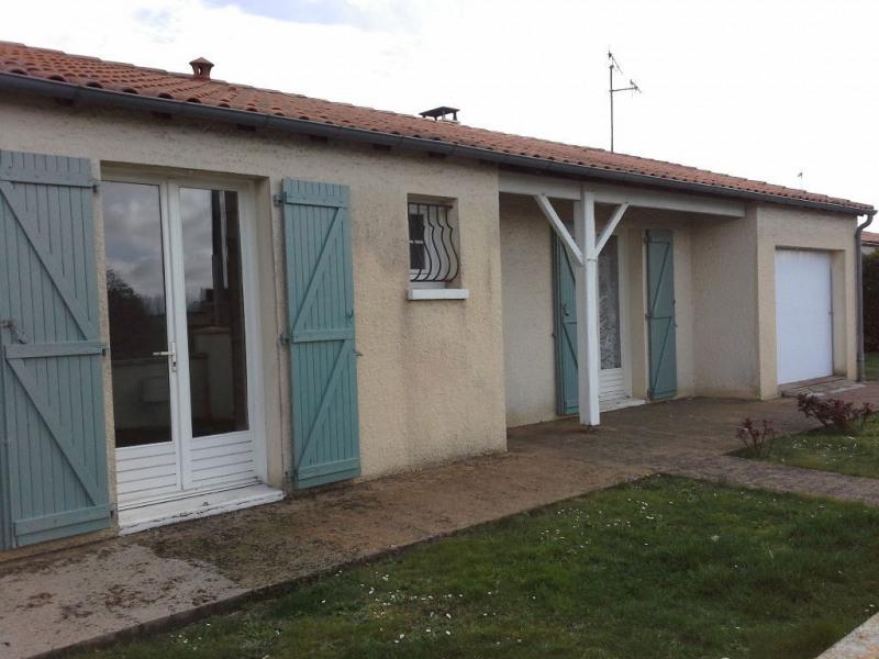 Vente maison / villa Oulmes 139000€ - Photo 13