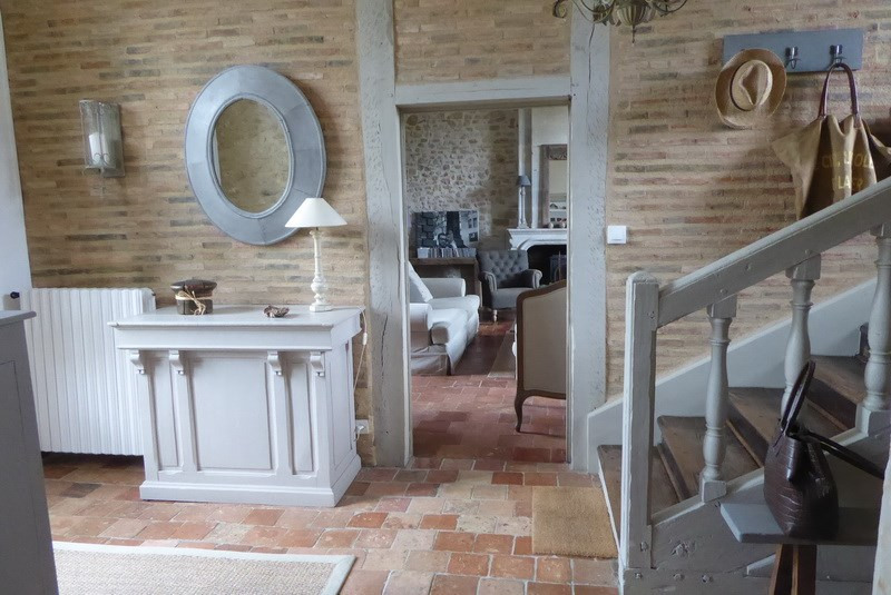 Deluxe sale house / villa Angers 25 mn nord-est 487 000€ - Picture 2