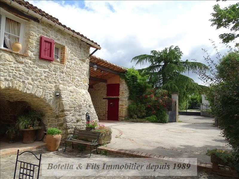 Deluxe sale house / villa Uzes 435 000€ - Picture 15