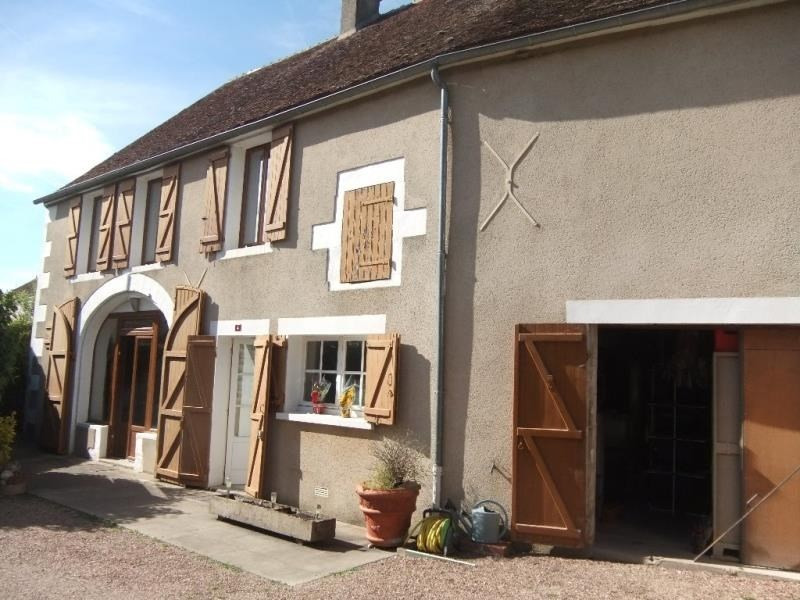 Sale house / villa Thury 138000€ - Picture 1